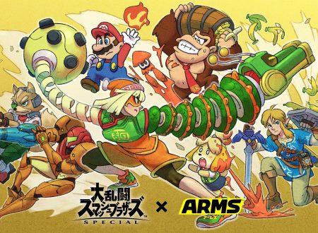 Super Smash Bros. Ultimate: uno sguardo in video alla Modalità Classica di Min Min