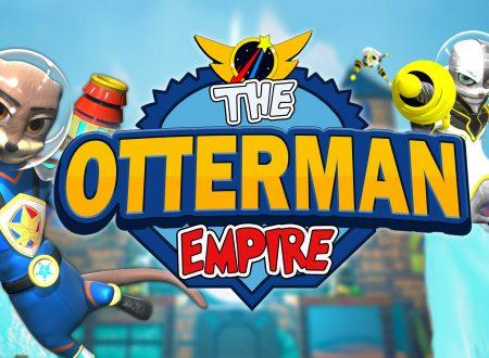 The Otterman Empire: uno sguardo in video al titolo dai Nintendo Switch europei