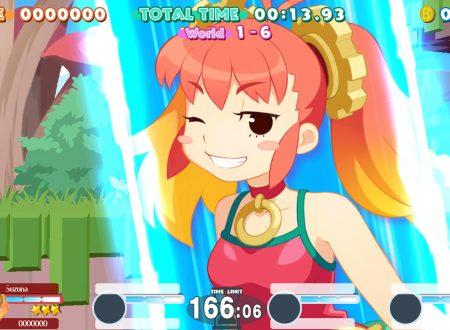Umihara Kawase BaZooKa!!, il titolo rinviato al mese di settembre sui Nintendo Switch occidentali