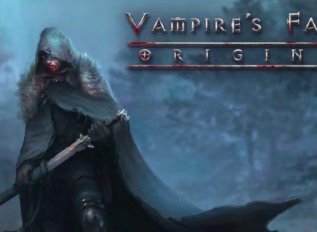 Vampire's Fall: Origins, il titolo in arrivo nell'Autunno 2020 su Nintendo Switch