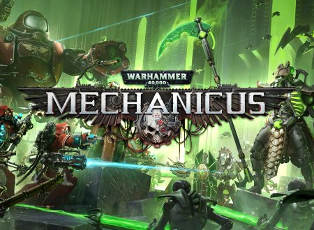 Warhammer 40,000: Mechanicus, uno sguardo in video al titolo dai Nintendo Switch europei