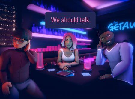 We should talk.: uno sguardo in video al titolo dai Nintendo Switch europei