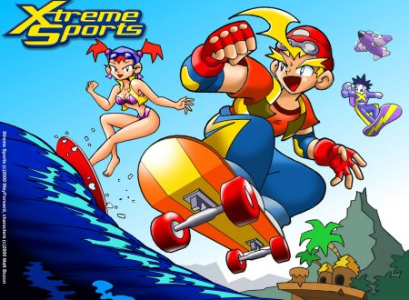 Xtreme Sports: il classico per Game Boy Color di Wayforward è in arrivo prossimamente su Nintendo Switch