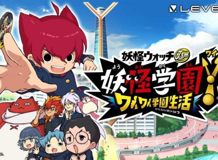 Yo-kai Watch Jam: Yo-kai Academy Y – Waiwai Gakuen Seikatsu, annunciato l'arrivo di una demo sui Nintendo Switch giapponesi