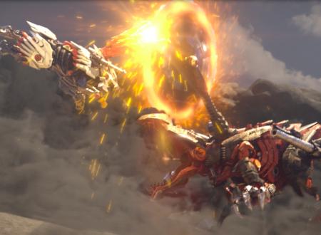 Zoids Wild: Infinity Blast, il titolo annunciato ufficialmente per Nintendo Switch