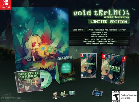 void tRrLM(); //Void Terrarium, pubblicato il trailer di lancio del titolo su Nintendo Switch