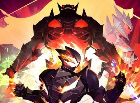 Aeon Must Die!: il beat em up è in arrivo nel 2021 sull'eShop di Nintendo Switch