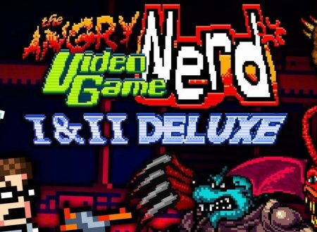 Angry Video Game Nerd I & II Deluxe in arrivo a settembre su Nintendo Switch