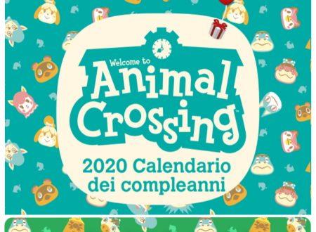 Animal Crossing: New Horizons, il calendario dei compleanni degli animali nel mese di agosto