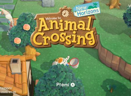 Animal Crossing: New Horizons, il titolo aggiornato alla versione 1.4.1 sui Nintendo Switch europei