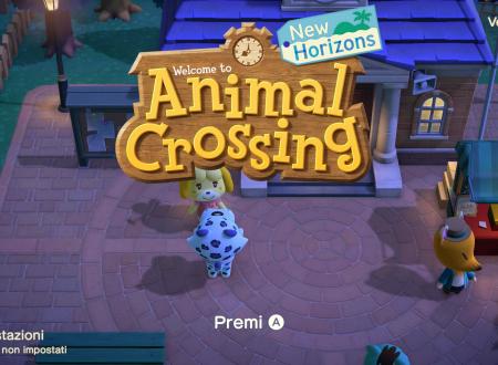 Animal Crossing: New Horizons, uno sguardo in video all'evento estivo dei fuochi d'artificio