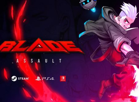 Blade Assault: il platform 2D roguelike in arrivo prossimamente su Nintendo Switch