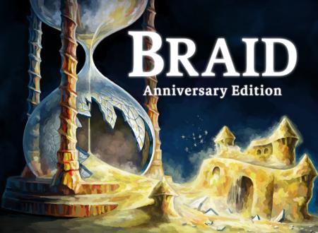 Braid Anniversary Edition: il titolo in arrivo nel 2021 anche sull'eShop di Nintendo Switch