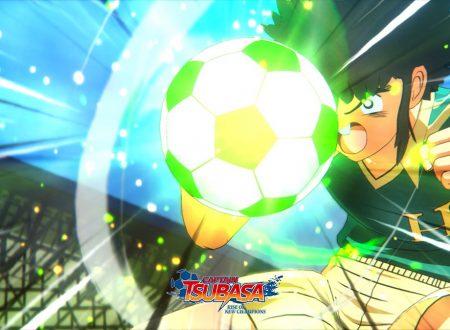 Captain Tsubasa: Rise of New Champions, pubblicato un nuovo trailer tutorial del titolo