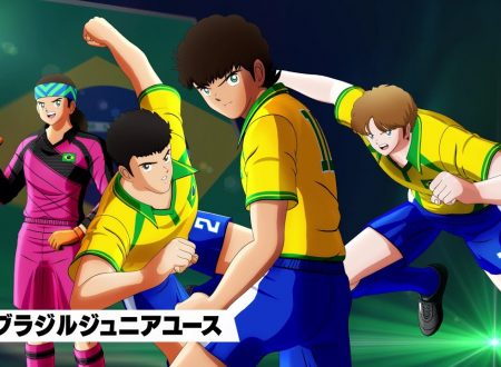 Captain Tsubasa: Rise of New Champions, pubblicato un trailer dedicato al Brazil Junior Youth Team