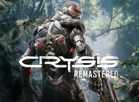 Crysis Remastered: il titolo aggiornato alla versione 1.3.0 su Nintendo Switch