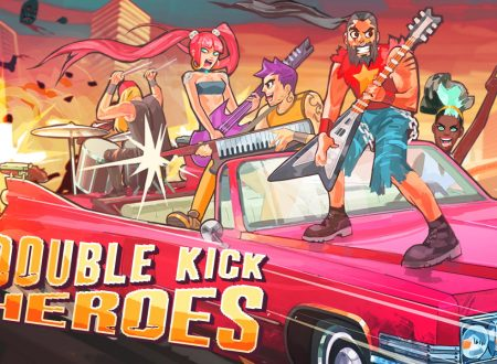Double Kick Heroes, uno sguardo in video al titolo dai Nintendo Switch europei
