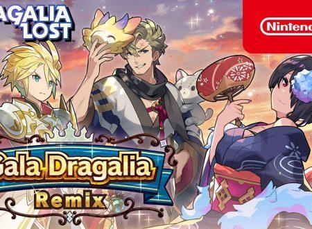 Dragalia Lost: annunciato l'evento: Gala Dragalia Remix per il 14 agosto prossimo