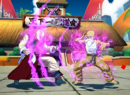 Dragon Ball FighterZ: pubblicati dei nuovi screenshots dedicati al DLC del Maestro Muten