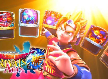 Dragon Quest Rivals Ace: uno sguardo in video alla nuova versione dai Nintendo Switch giapponesi