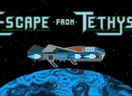 Escape From Tethys: uno sguardo in video al titolo dai Nintendo Switch europei