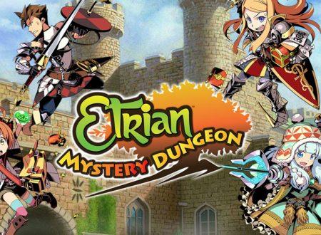 Etrian Mystery Dungeon: il titolo sarà rimosso dall'eShop europeo del 3DS il prossimo 30 settembre