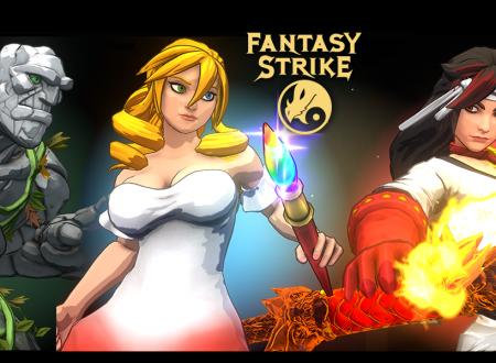 Fantasy Strike: pubblicato un nuovo aggiornamento, ora disponibile sui Nintendo Switch europei