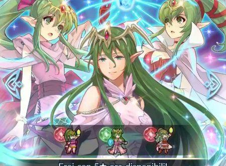 Fire Emblem Heroes: ora disponibile la nuova Battaglia legame, Tiki e Nagi