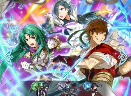 Fire Emblem Heroes: ora disponibile la preferenza evocazione: nuovo potere, con Setsuna, Shiro e Cecilia