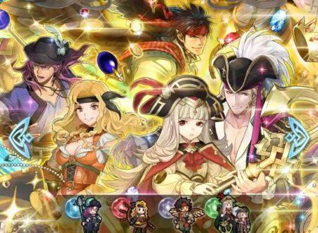 Fire Emblem Heroes: ora disponibili i nuovi eroi speciali: Orgoglio pirata