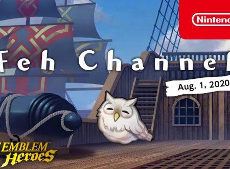 Fire Emblem Heroes: tutti contenuti della diretta del FEH Channel del 2 agosto