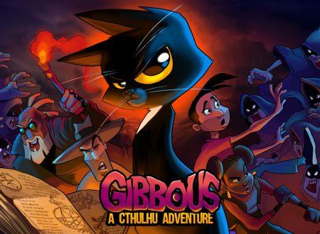 Gibbous: A Cthulhu Adventure, il titolo in arrivo il 28 ottobre sull'eShop di Nintendo Switch