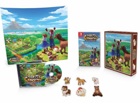 Harvest Moon: One World, annunciato l'arrivo di una Limited Edition