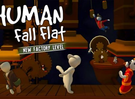 Human: Fall Flat, uno sguardo in video allo stage Factory dai Nintendo Switch europei