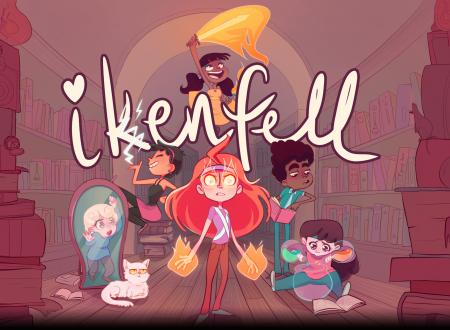 Ikenfell: il titolo annunciato per l'arrivo il prossimo 8 ottobre sull'eShop di Nintendo Switch
