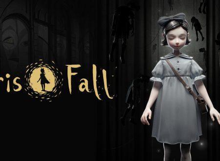 Iris.Fall: il titolo in arrivo il 15 settembre sull'eShop di Nintendo Switch