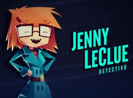 Jenny LeClue: Detectivu, pubblicato il trailer di lancio del titolo su Nintendo Switch