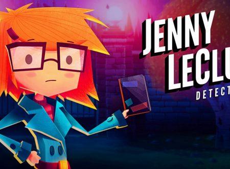 Jenny LeClue: Detectivu, il titolo finalmente in arrivo il 26 agosto sull'eShop di Nintendo Switch