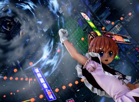 Jump Force Deluxe Edition: pubblicati dei nuovi screenshots della versione Nintendo Switch