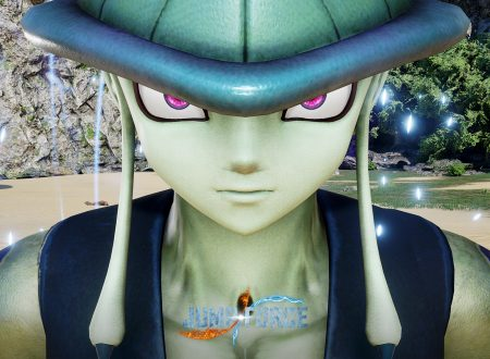 Jump Force Deluxe Edition: pubblicati dei nuovi screenshots su Meruem, personaggio DLC da Hunter x Hunter