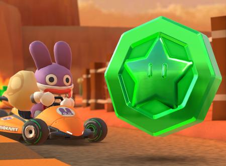 Mario Kart Tour: ora disponibile secondo tubo con Ruboniglio e le medaglie evento sui percorsi