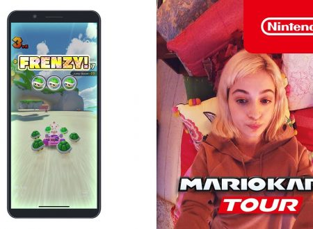 Mario Kart Tour: pubblicati altri due video promozionali, How will you kart