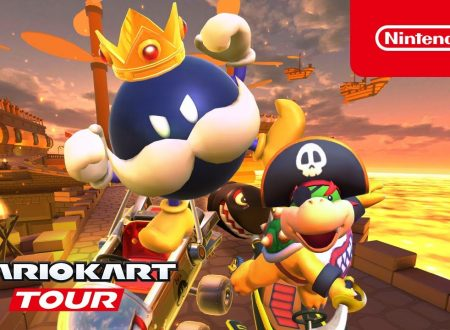 Mario Kart Tour: pubblicato il trailer del Tour dei Pirati, disponibile ora nel titolo mobile