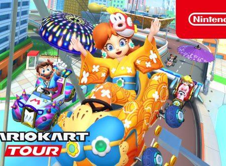 Mario Kart Tour: pubblicato il trailer del Tour festival estivo, disponibile ora nel titolo mobile
