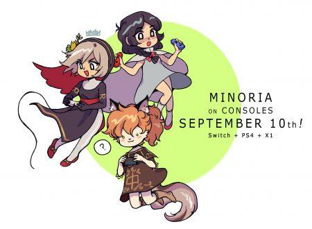 Minoria: l'action platform in arrivo il 10 settembre sull'eShop di Nintendo Switch