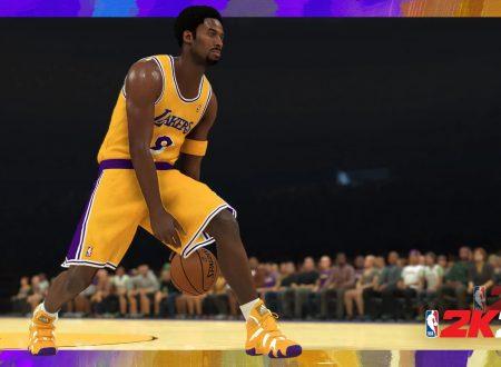 NBA 2K21: una demo è in arrivo il 24 agosto sui Nintendo Switch europei