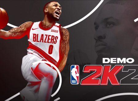 NBA 2K21: uno sguardo in video alla demo dai Nintendo Switch europei