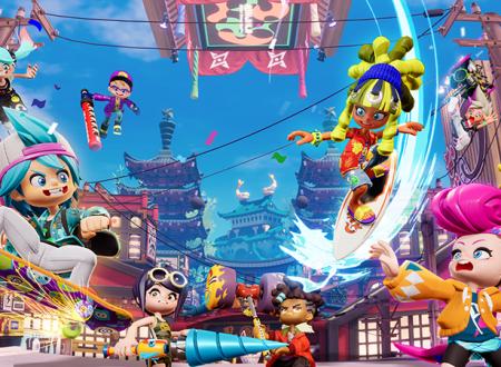 Ninjala: pubblicato il trailer dedicato alla Stagione 2, presto disponibile la collaborazione con Sonic