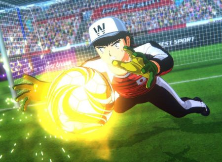 Nintendo Switch: svelati i filesize di Captain Tsubasa: Rise of New Champions, Shaolin vs Wutang ed altri