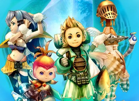 Nintendo Switch: svelati i filesize di Final Fantasy Crystal Chronicles Remastered Edition, Ary and the Secret of Seasons ed altri